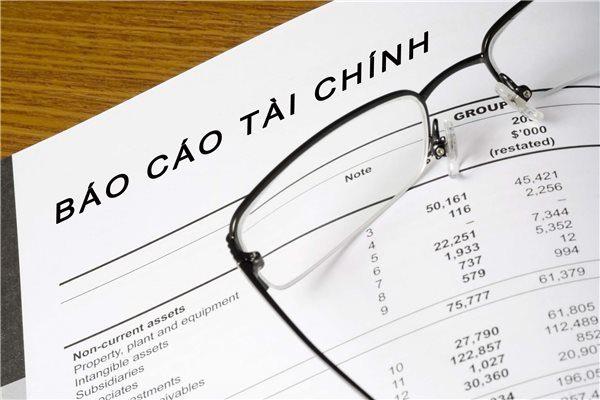 Hệ thống biểu mẫu trong báo cáo tài chính theo thông tư 200
