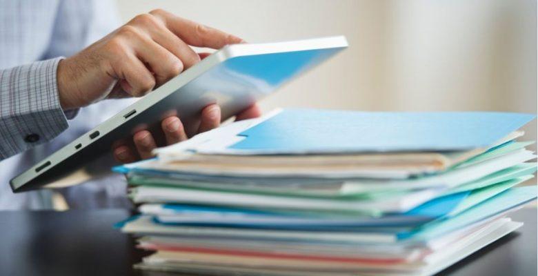 Quy trình kiểm tra và luân chuyển chứng từ kế toán
