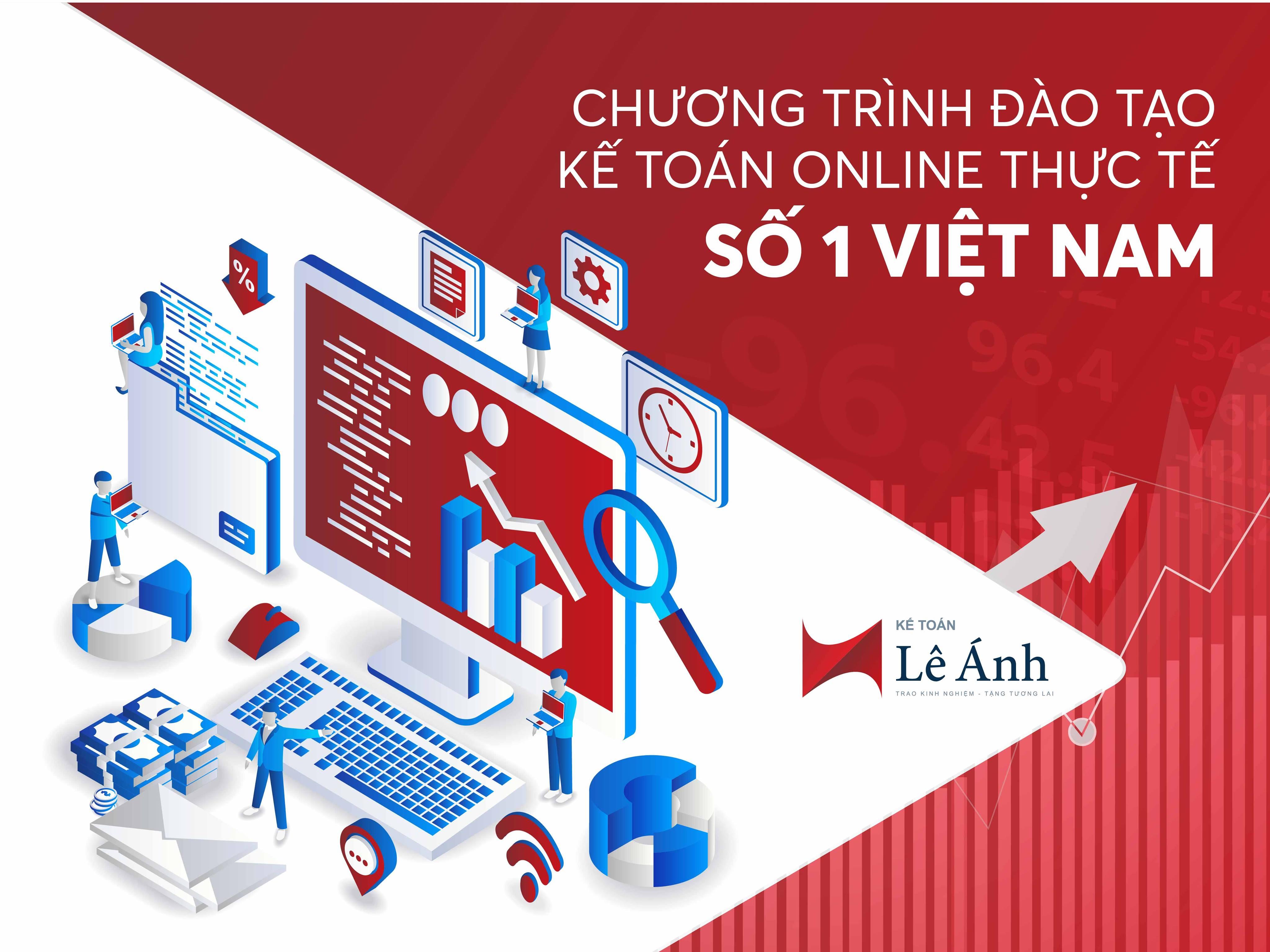 Học kế toán online ở đâu ở đâu chất lượng