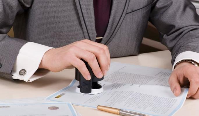 Các mức xử phạt hành vi vi phạm về con dấu trong doanh nghiệp