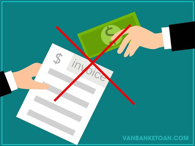 Cách hợp thức hóa khoản chi không có hóa đơn, chứng từ