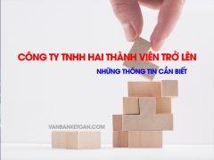 Công ty TNHH từ hai thành viên trở lên